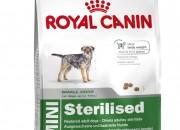 Mini Sterilised – кастрирани зрели кучета от дребните породи  – 2 кг.