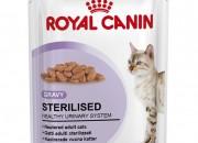 Sterilised – Специално за кастрирани зрели котки (тънки късчета в сос) –  85 гр.