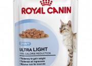 Ultra Light – Склонни към напълняване (тънки късчета в сос)  – 85 гр.
