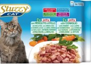 stuzzy cat  пауч Прошуто, заек в желе –  4*100 гр. Код: C2488