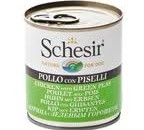 schesir Пилешко със зелен грах  – 285 гр. Код:C2803