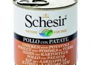 schesir  Пилешко с картофи За кучета над 1 г. – 285 гр.  Код:C2801