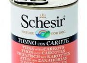 schesir тон с моркови За кучета над 1 г.  – 285 гр. Код: C2805