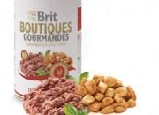 Brit Super Premium Boutiques Gourmandes – Хапки в пастет с пилешко – 400 gr.