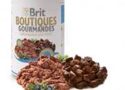 Brit Super Premium Boutiques Gourmandes – Хапки в пастет с патешко – 400 gr.