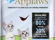 Applaws Chicken Kitten Cat – с пилешко месо за котки от 1 до 12 месечна възраст  – 400 gr.
