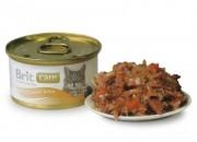 Brit Tuna Carrot Pea – с риба тон, моркови и грах –  80 гр