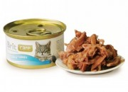 Brit Tuna Turkey – с риба тон и пуешко месо – 80 гр.