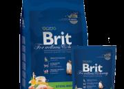 Brit Premium Cat Sterilised – 800 gr.