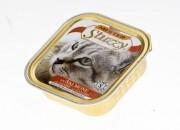 mister stuzzy cat  Сьомга  – 100 gr. Код:C209