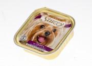 пастет mr.stuzzy Шкембе За кучета над 1 г. – 150 gr. Код: C0256
