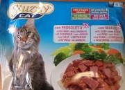 stuzzy cat пауч  Прошуто, говеждо – 4 * 100 гр. Код: C2481