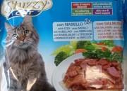 stuzzy cat пауч  Треска, сьомга – 4 * 100 гр. Код: C2483