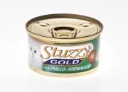 stuzzy gold Пиле и сирене  – 85 gr. Код: C451