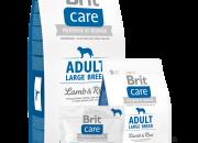 Brit Care Super Premium Adult Large Breed Lamb –  за израснали кучета от големи породи- 1кг.