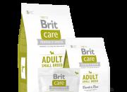 Brit Care Adult Small Breed Lamb & Rice – за израснали кучета от малки породи-1kg.