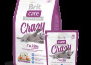 Brit Care Cat Crazy I'm Kitten – 400 gr.