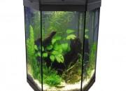 Hexaset 15 Dark silver – напълно оборудван аквариум – 15 литра.