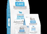 Brit Care Grain-free Junior Large Breed Salmon & Potato – 1 кг.