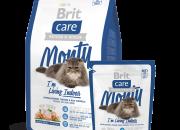 Brit Care Cat Monty I'm Living Indoor – 400 гр.