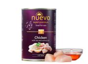 Nuevo – Пиле за котки – 400гр. Код: 849800874