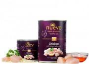 Nuevo – Пиле и ориз за малки котенца – 400гр. Код: 849800877