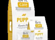 Brit Care Puppy Lamb & Rice – за малки кученца от всички породи – 1kg.
