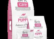 Brit Care Grain-free Puppy Salmon & Potato-1кг.