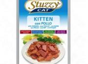 stuzzy cat  пауч Китън пиле  -100 gr. Код: C2451