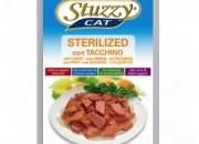 stuzzy cat пауч за Кастрирани котки с пуйка  – 100 gr.Код:C2458