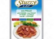 stuzzy cat  Пиле пауч – 100 gr. Код:C2401