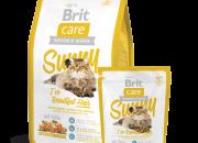Brit Care Cat Sunny I've Beautiful Hair – 400gr.