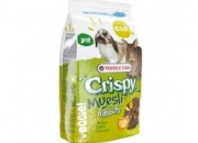 versele laga Crispy Muesli – Rabbits – пълноценна храна за декоративни зайци – 1 kg.