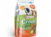 versele laga Crispy Muesli – Guinea Pig – пълноценна храна за морски свинчета – 400 gr.