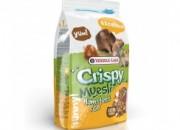 versele laga Crispy Muesli Hamster & Co – пълноценна храна за хамстери – 1 kg.