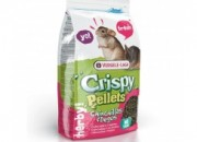 versele laga Crispy Pellets – Chinchillas & Degus – гранулирана храна за чинчила и дегу – 1 kg.