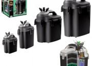 Ел. филтър UNIMAX: 250 Канистър  външен филтър за аквариум до 250 лит.