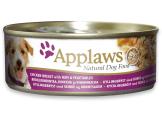 applaws месни хапки с пилешки гърди , шунка и зеленчуци – 156 гр. код – 3005се-а