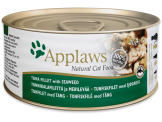 applaws месни хапки с филе от риба тон и водорасли – 70 гр. код – 1009се-а