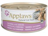 applaws месни хапки сьс сардини и скариди в бульон – 70 гр. код – 1015се-а