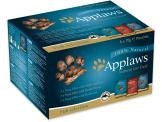 applaws multipack комбинация от паучове с риба – 6 *70 гр. код – 8010