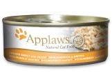 applaws месни хапки с пилешко месо и сирене – 156 гр.