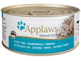 applaws kitten с месни  пилешки  хапки в желе – 70 гр. код – 1036се-а
