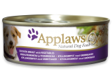 applaws месни хапки с пилешки гърди и зеленчуци – 156 гр. код – 3002се-а