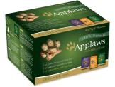 applaws multipack  комбинация от паучове с пилешко месо – 6* 70 гр.