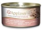 applaws senior месни хапкис филе от риба тон и сьомга – 70 гр. код – 1030се-а