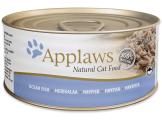 applaws месни хапки с океанска риба в бульон – 156 гр. код – 2005се-а