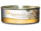 applaws месни хапки с пилешко месо в бульон – 156 гр. код – 2002се-а