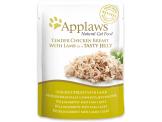 applaws с пилешко и агнешко месо в желе – 70 гр. код – 8253се-а