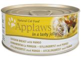 applaws месни хапки от пилешко филе и манго в желе – 70гр. код – 1033се-а